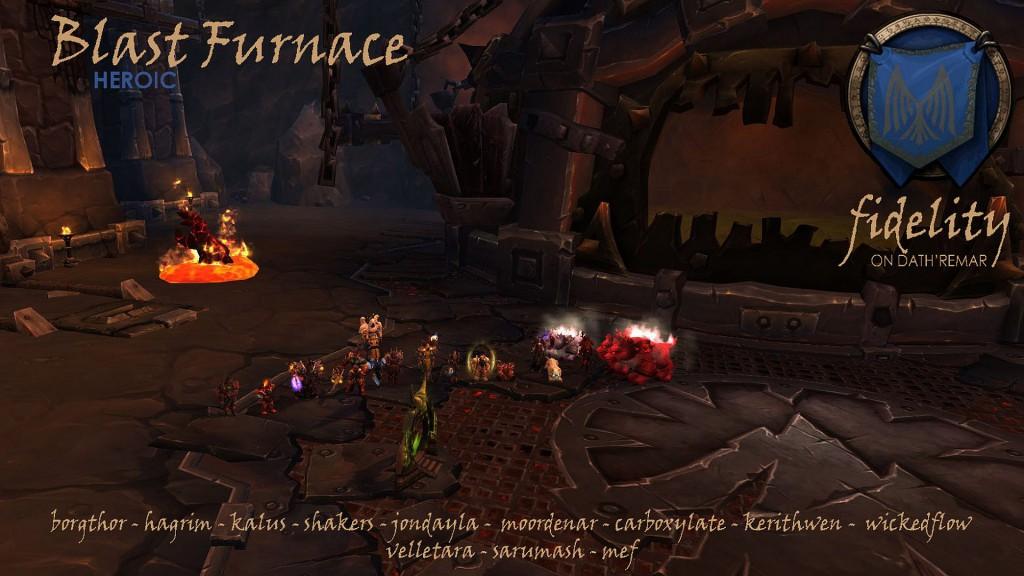 Blast Furnace Heroic