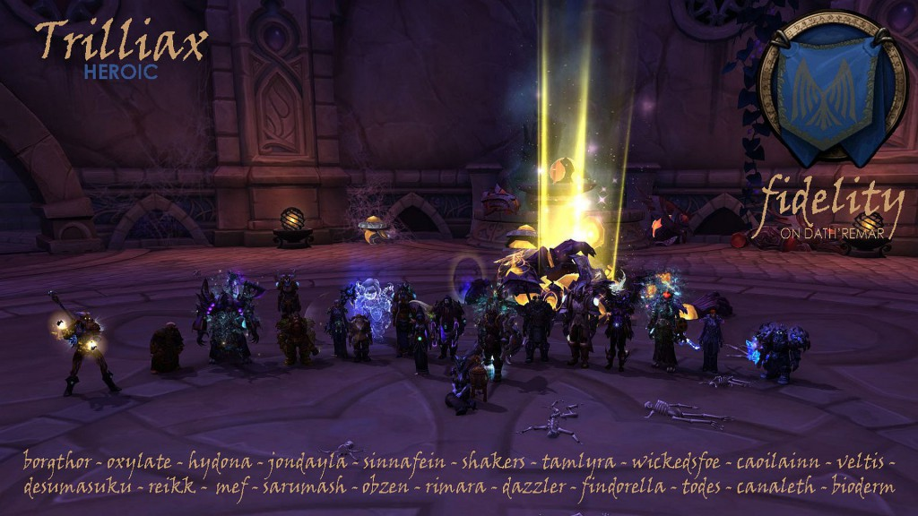 Heroic Trilliax Fidelity