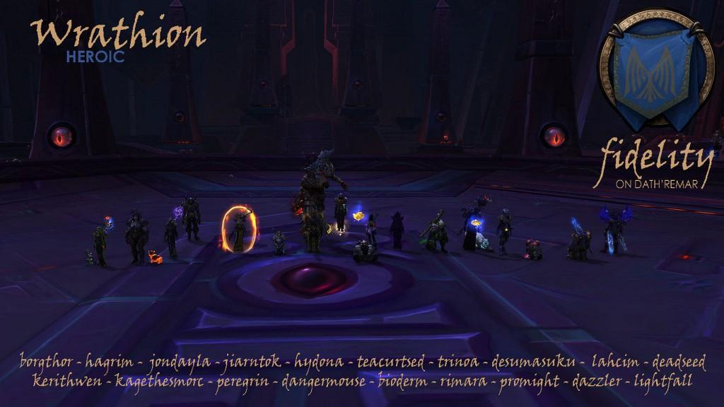 Wrathion Heroic Fidelity